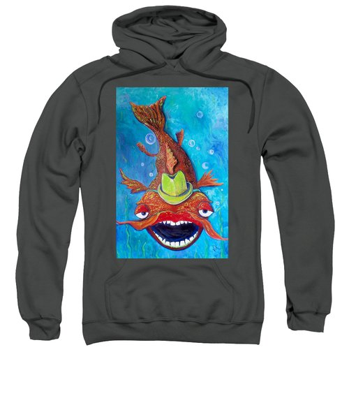 Catfish Clyde Sweatshirt