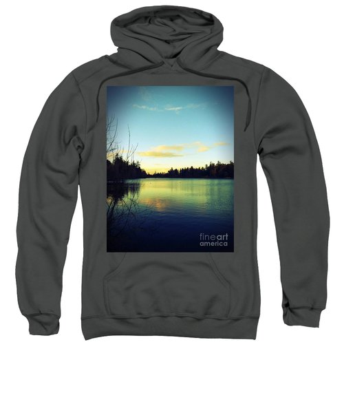 Center Of Peace Sweatshirt