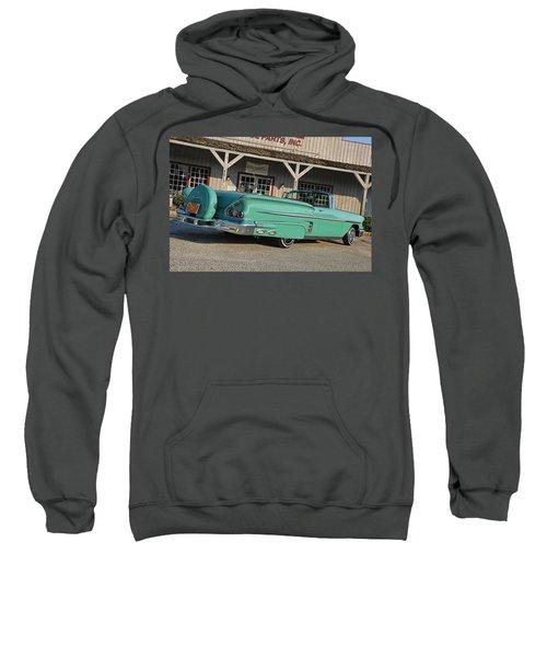 Chevrolet Impala Convertible Sweatshirt