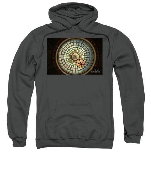 Chicago Cultural Center Dome Sweatshirt