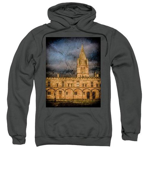 Oxford, England - Christ Church College Sweatshirt
