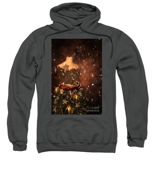 Christmas Mannequin Sweatshirt