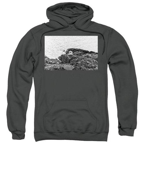 Cliffs At Kullaberg Sweatshirt