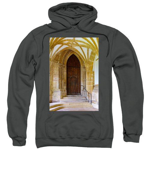 Cloisters, Wells Cathedral Sweatshirt