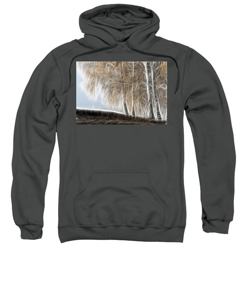 Colorful Misty Forest Sweatshirt