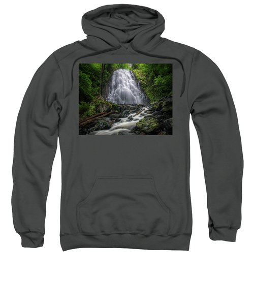 Crabtree Falls North Carolina Sweatshirt