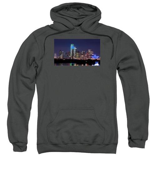 Dallas Skyline Cowboys Sweatshirt