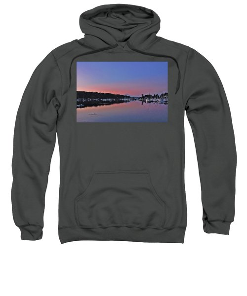 Dawn At Gig Harbor Sweatshirt