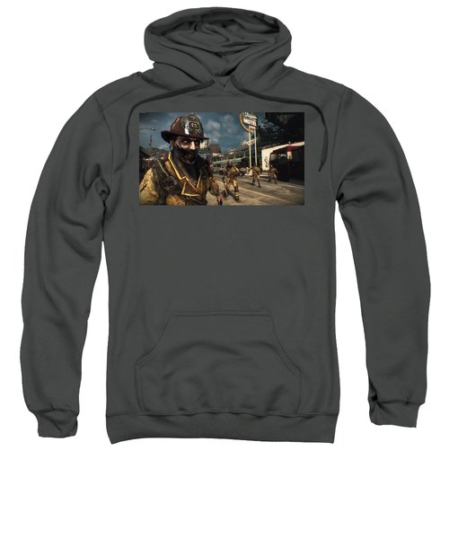 Dead Rising 3 Sweatshirt
