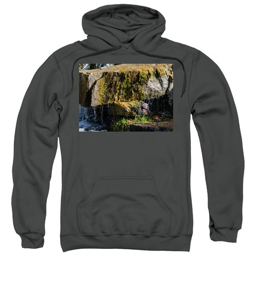 Desert Waterfall 2 Sweatshirt