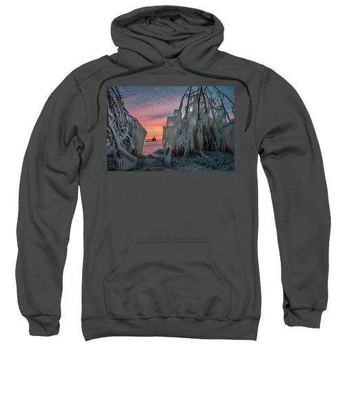 Distant Lighthouse Sweatshirt