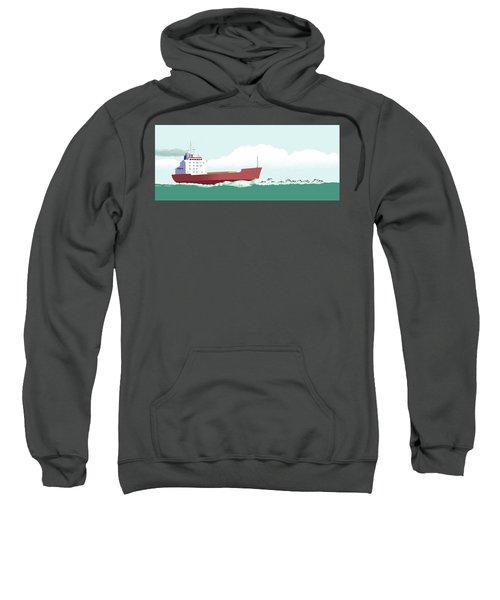 Dolphin Dance Sweatshirt