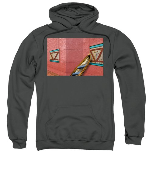 Done Fishing Sweatshirt