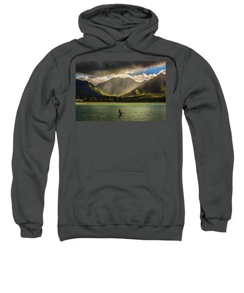 Facing The Storm Sweatshirt