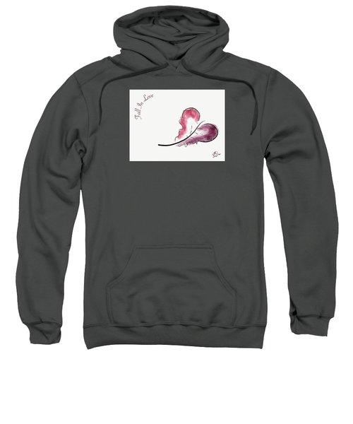 Fall In Love Sweatshirt