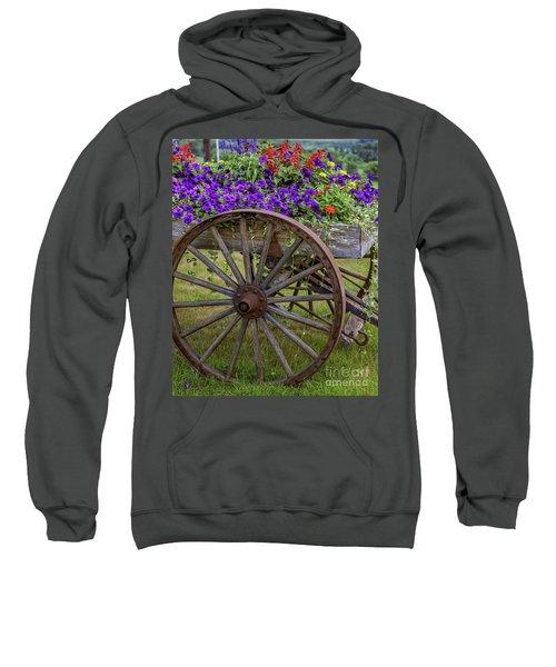 Flower Wagon Sweatshirt