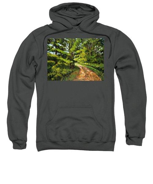 Forest Pathway Sweatshirt