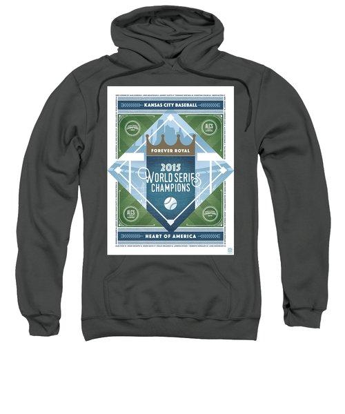 Forever Royal Sweatshirt
