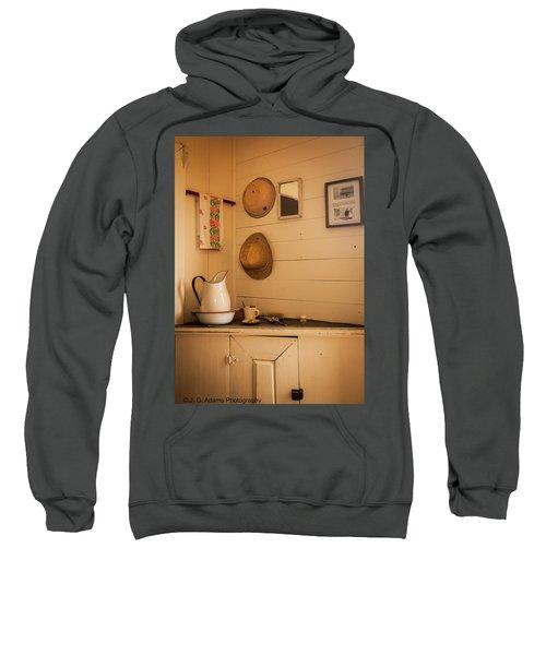 Fort Rock Museum Sweatshirt