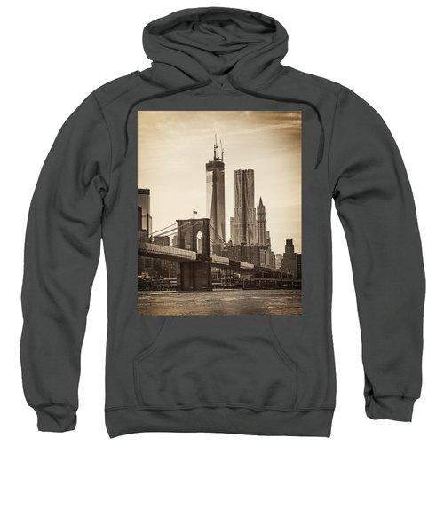 Freedom Tower Rising Sweatshirt