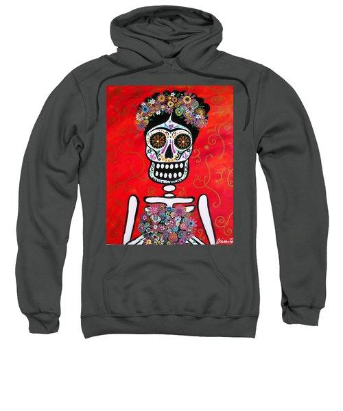 Frida Dia De Los Muertos Sweatshirt