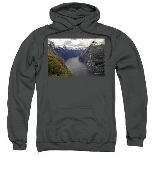 Geiranger Fjord Sweatshirt