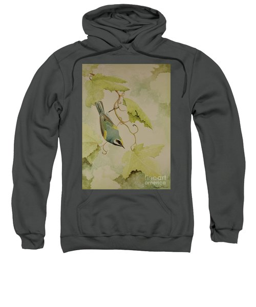 Golden-winged Warbler Sweatshirt