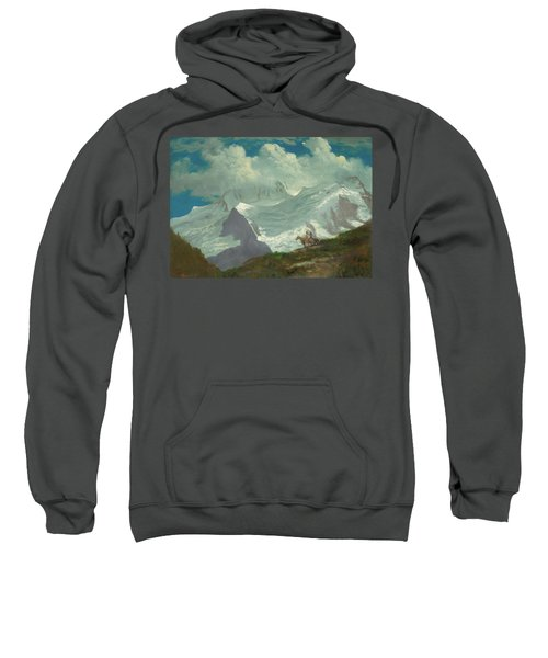 In The Rockies Sweatshirt