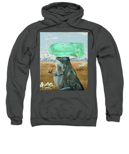 Incubator Of Anxiety Sweatshirt