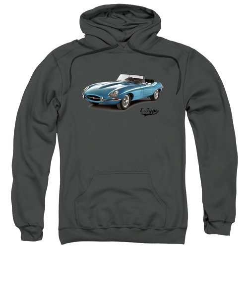 Jaguar E-type Sweatshirt