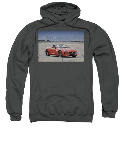 Jaguar F-type Convertible Sweatshirt