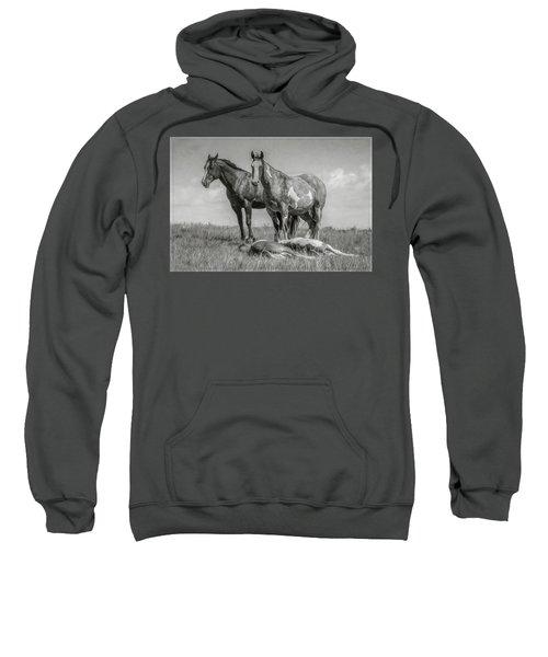 Keeping Watch Sweatshirt