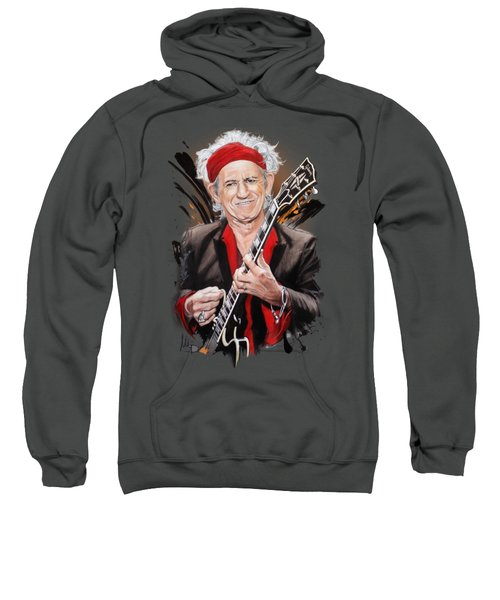 Keith Richards 1 Sweatshirt