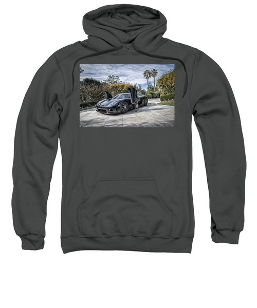 Koenigsegg Ccx Sweatshirt