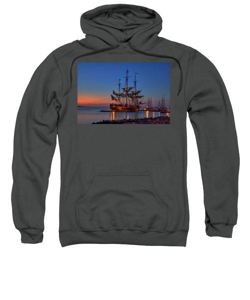 Lafayette's Hermione Voyage 2015 Sweatshirt