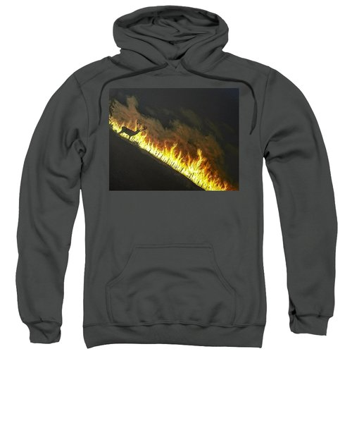 Last Look Back Home Sweatshirt