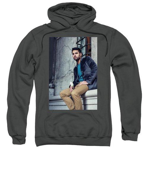 Lost Rose Sweatshirt