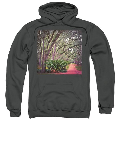 Love The #liveoak #trees And This Sweatshirt