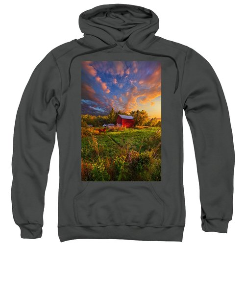 Love's Pure Light Sweatshirt
