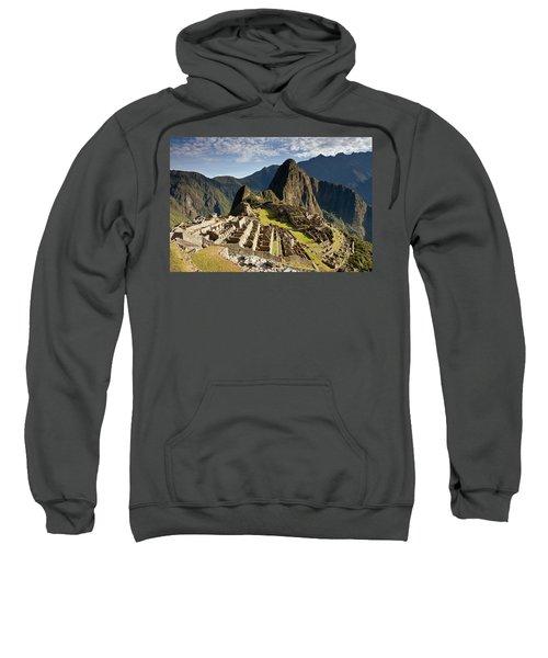 Machu Picchu Inca Ruins Sweatshirt