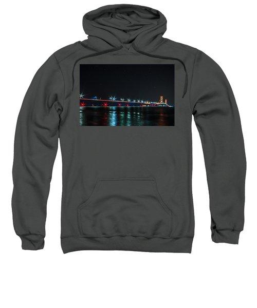 Mackinac Bridge  Sweatshirt