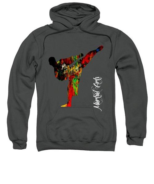 Martial Arts Collection Sweatshirt
