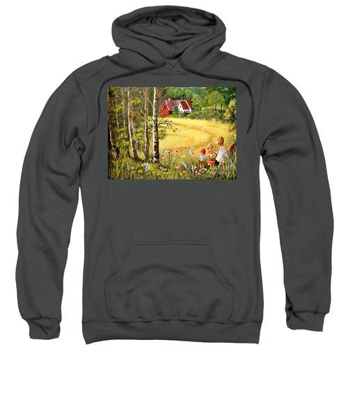 Memories For Mom Sweatshirt