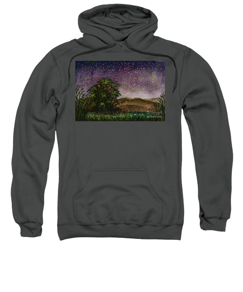 Midnight At The Oasis Sweatshirt