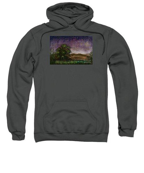 Midnight At The Oasis Sweatshirt