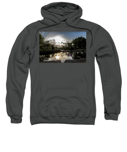 Midwest Sunset Sweatshirt