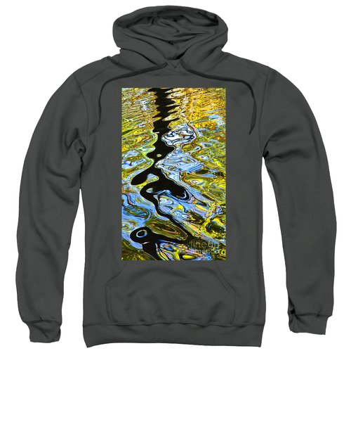 Mill Pond Reflection Sweatshirt