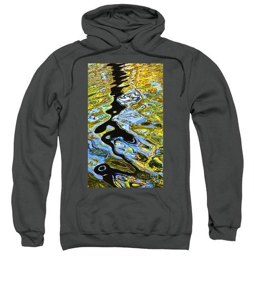 Mill Pond Reflection Sweatshirt