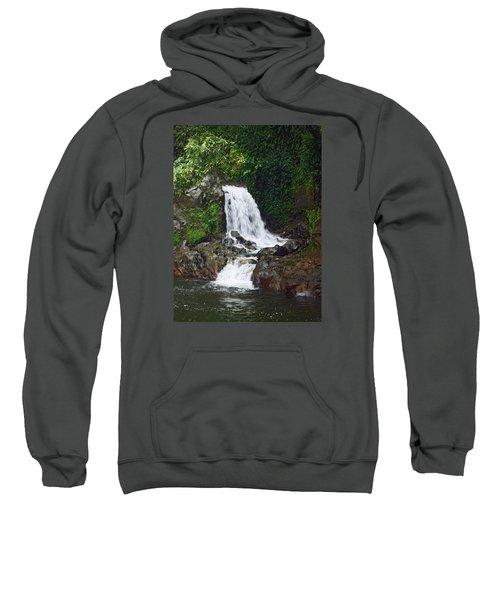 Mini Waterfall Sweatshirt