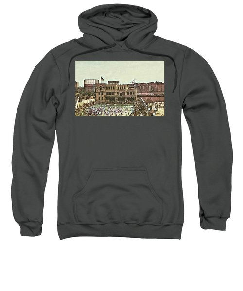 Miramar Saltwater Pool  Sweatshirt